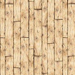 Wood Planks Tan