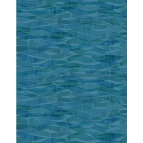 Whaley Loved - Waves Navy