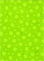 Batik 3212 - Lime Green Dots