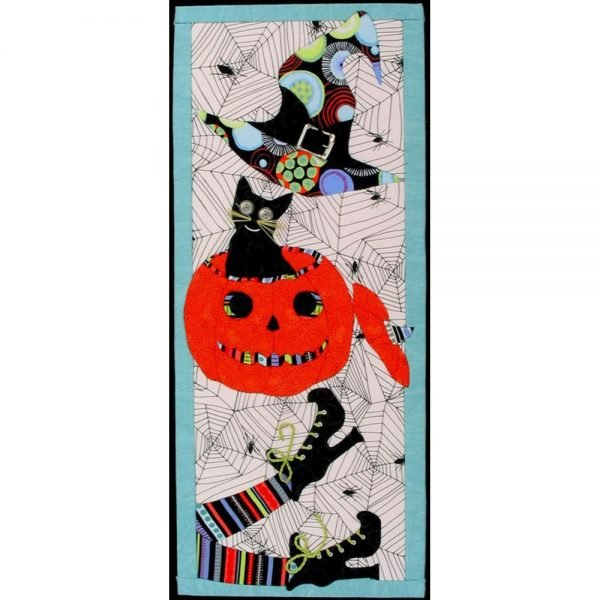 Quilt Board - 10 X 24 - Everything Halloween