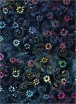 Batik 4702 Fireworks Collection
