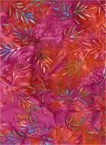 Batik - Leaves Multi