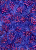 Batik - In the Meadow - Purple/Pink