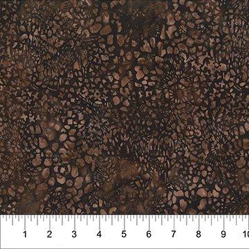 Batik - Rough Sketch - Brown/Black
