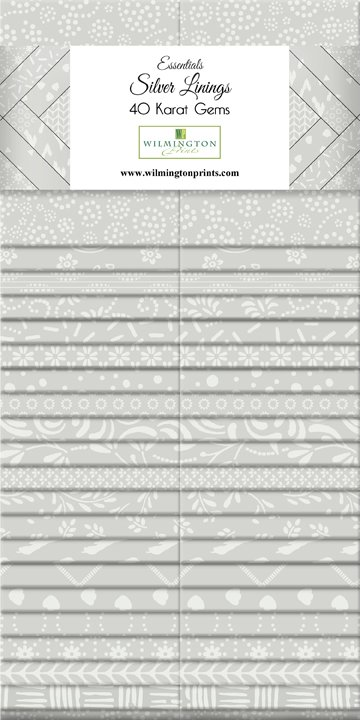 Silver Linings - 2 1/2 strips