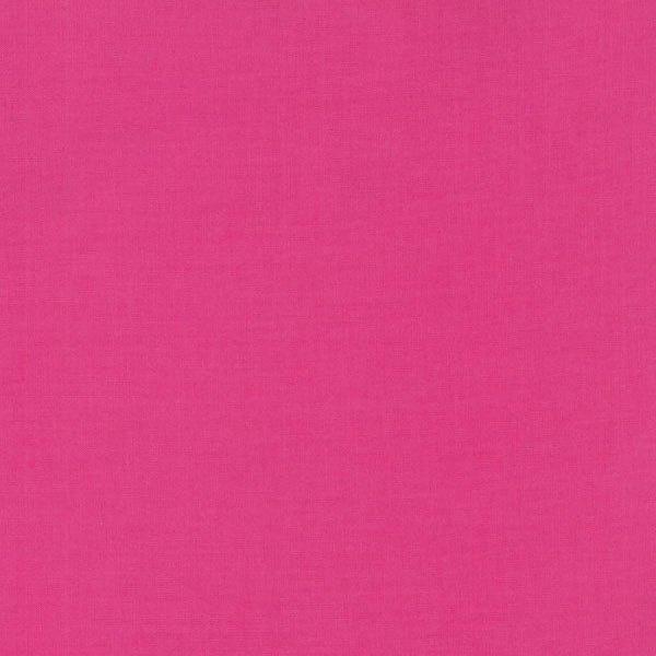 Cotton Supreme Solid - 218 - Pink Sapphire