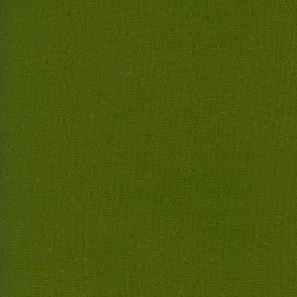 Cotton Supreme Solid - 343 - Martini Olive