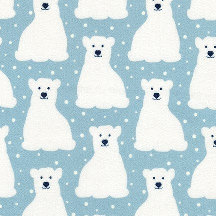 Arctic Flannel - Polar Bears