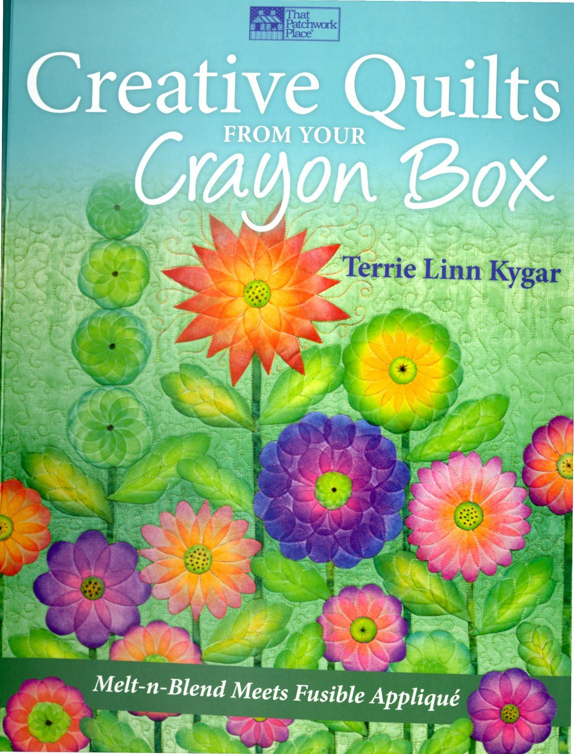 Creative Quilts from your Crayon Box