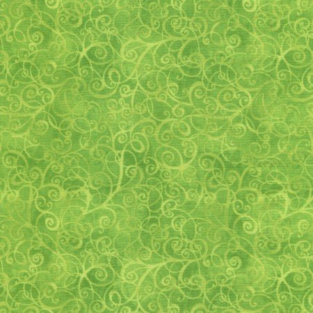 Flannel - Breeze - Lime