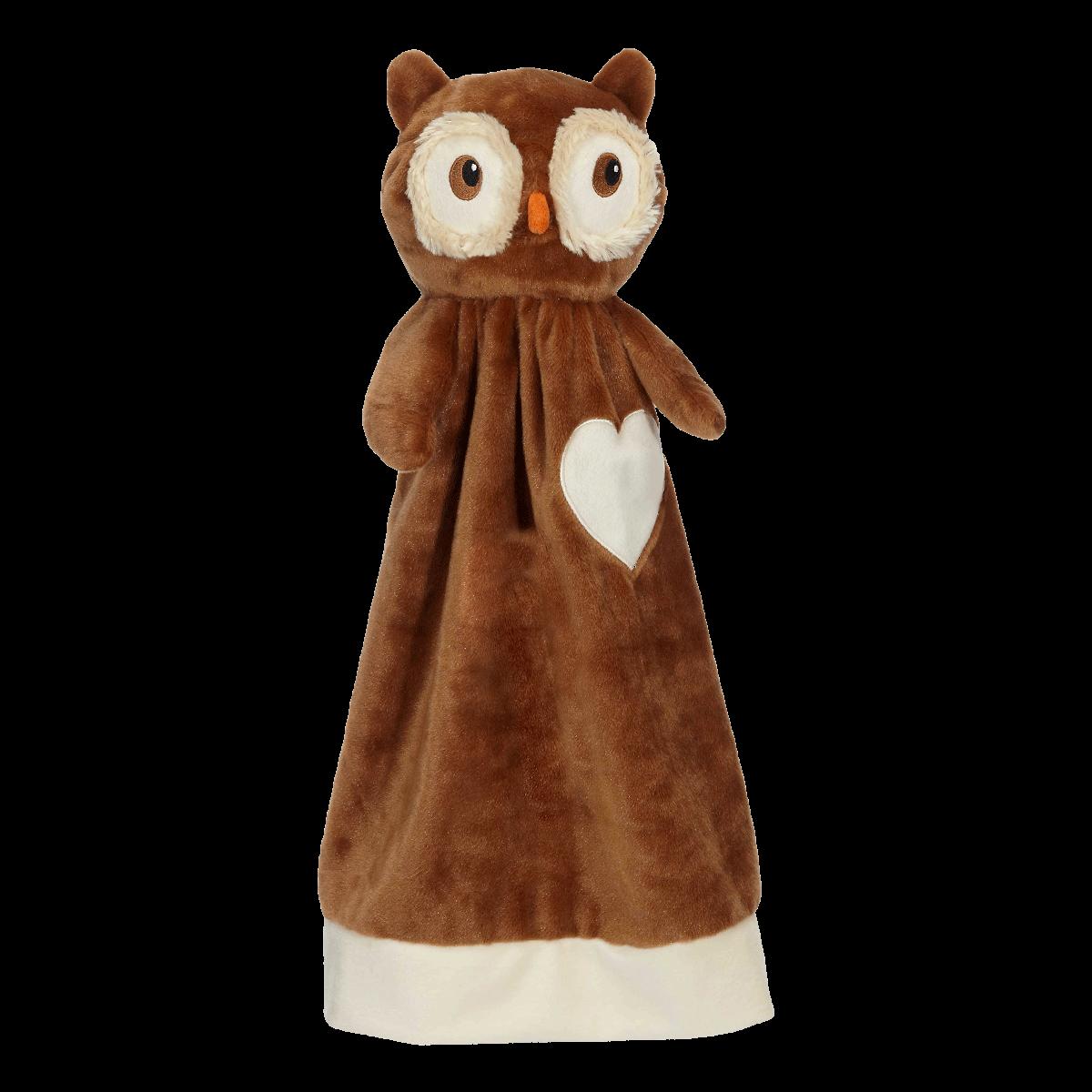 Okie Owl Blankey
