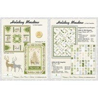 Holiday Meadow Wallhanging Kit