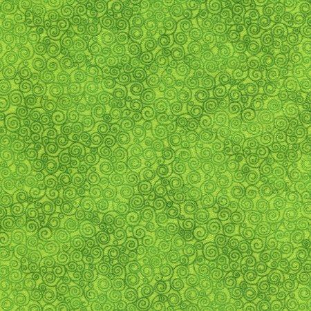 Flannel - Jazz - Spring Swirl