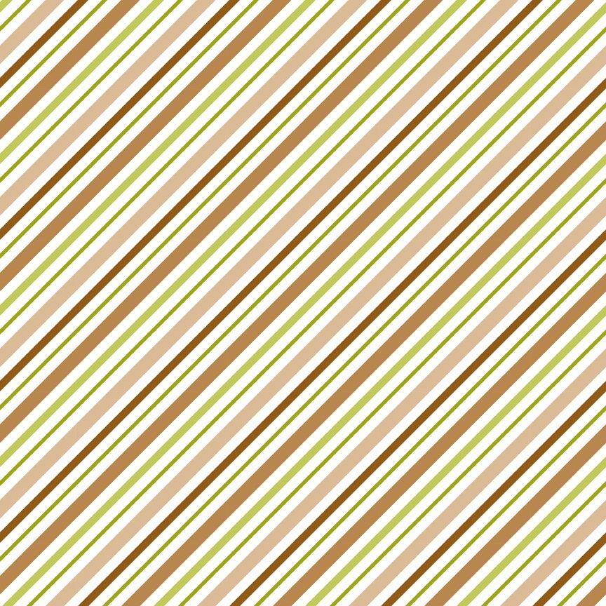 Camper Stripe Brown