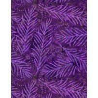 108 Delicate Frond - Purple