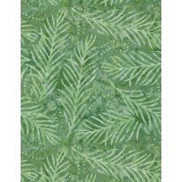 108 Delicate Frond - Lt Green