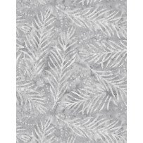 108 Delicate Frond - Gray