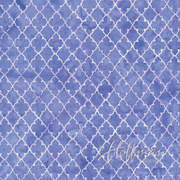Batik - Quatrefoil Shaved Ice