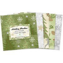 Holiday Meadow - Charm Squares