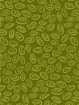 Woodland Friends - Swirls Loden