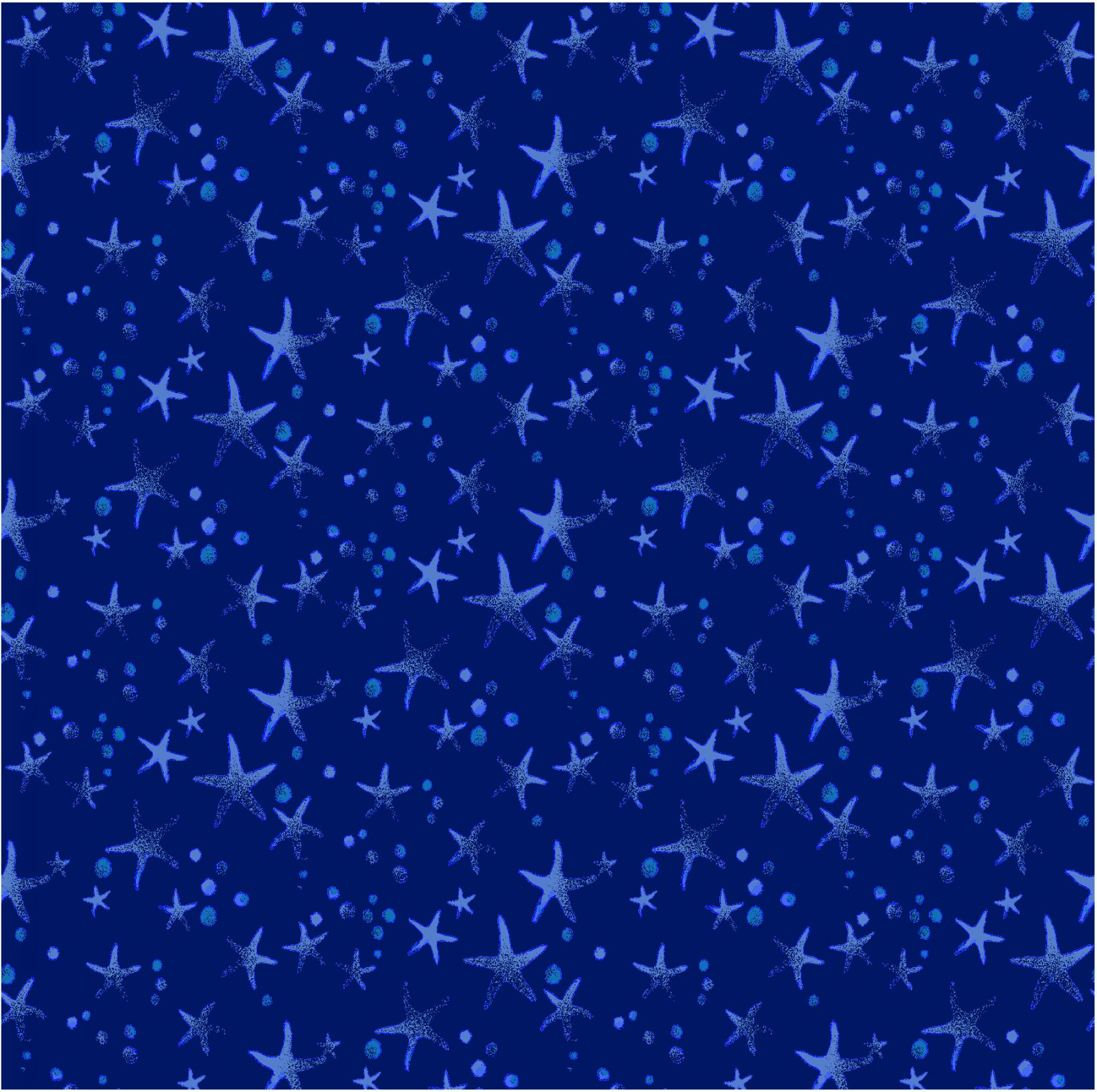 2019 Shop Hop - Sea Stars Dark Royal