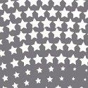 Wavy Stars - Gray/White