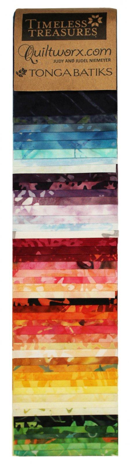 Tonga Strips - Prismatic