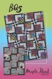 BQ5 Quilt Pattern MIQ #825