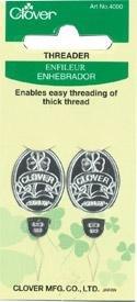 Clover Needle Threader (pkg.2) 4000