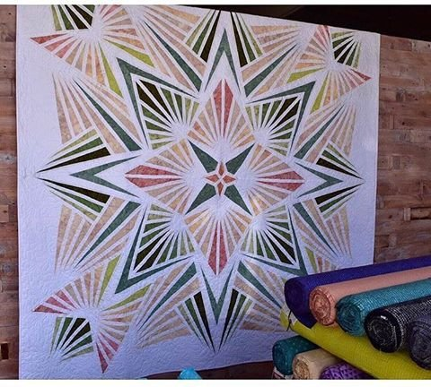 Crystal Blooms Kit 90 x90