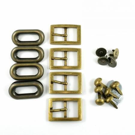 Totes Ma Tote Hardware Kit EBKIT-105AB