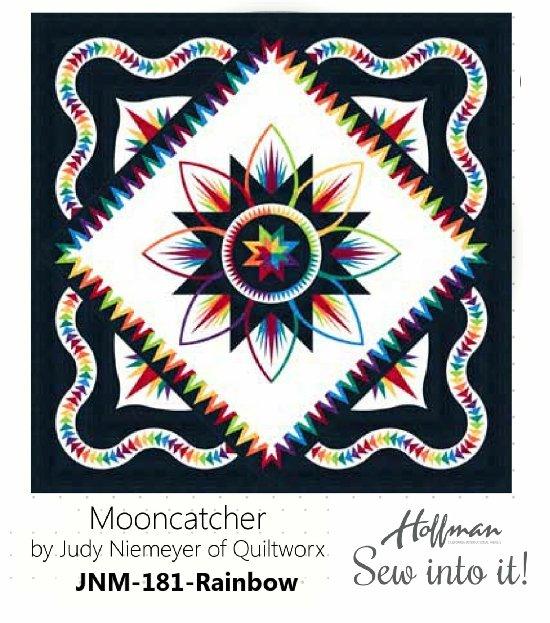 Mooncatcher by Judy Neimeyer Rainbow