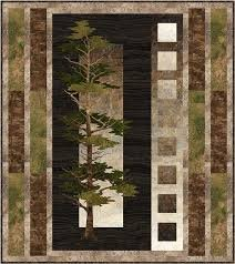 Majestic Pines Wall Hanging (42 x 47)