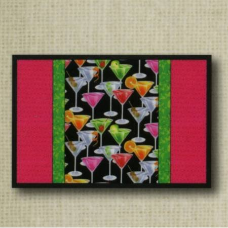 Center Stage Quilt AS You Go Placemats Pattern PMCS