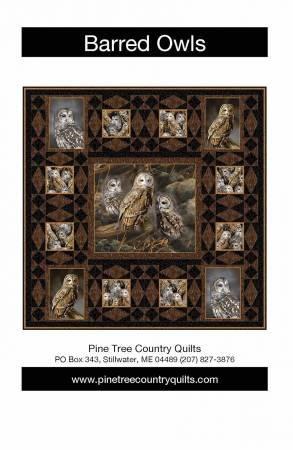 Barred Owls Kit 50 x 50