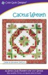 Cactus Wreath Pattern SRRCW