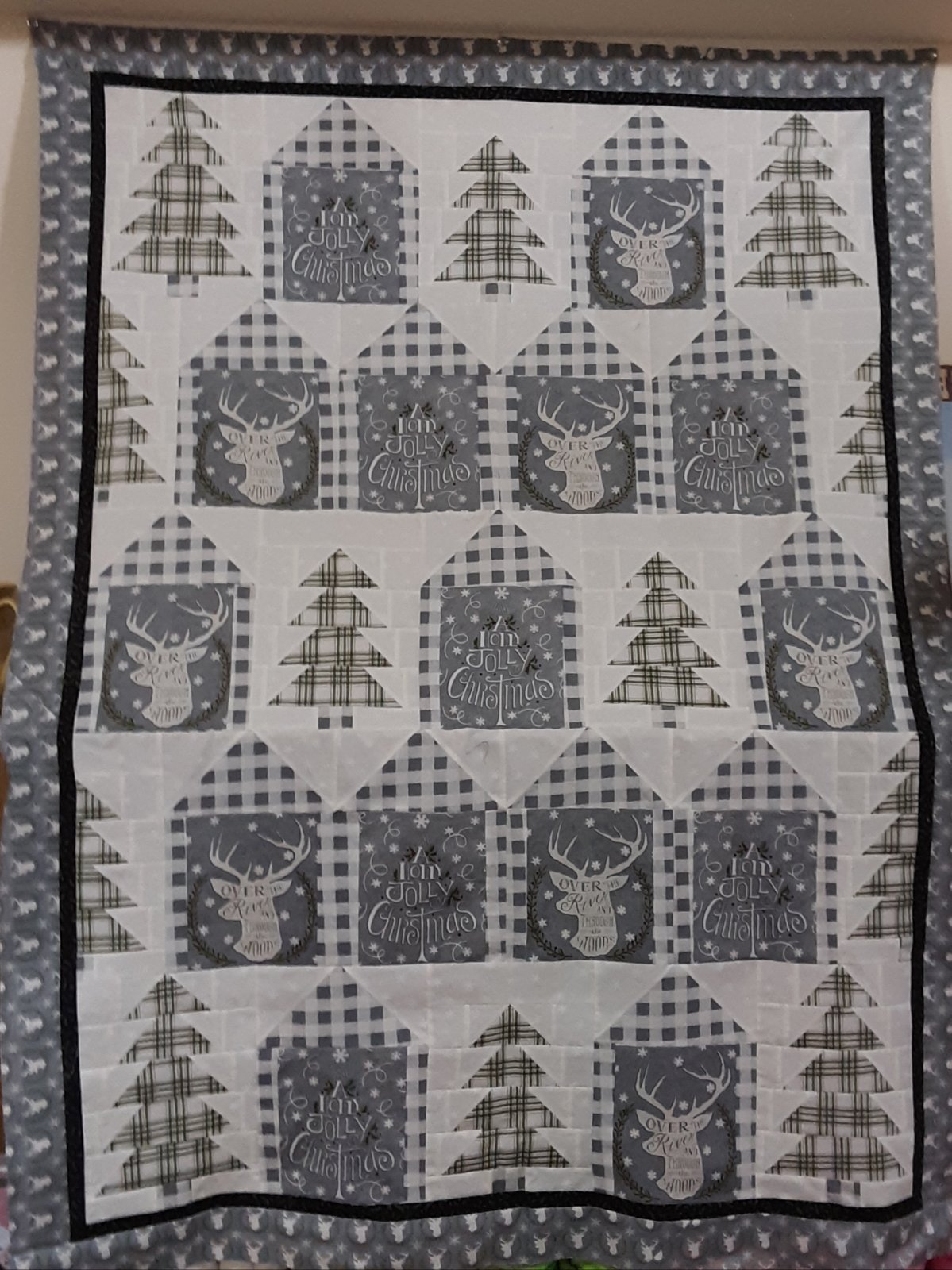 Into the Woods Quilt Kit