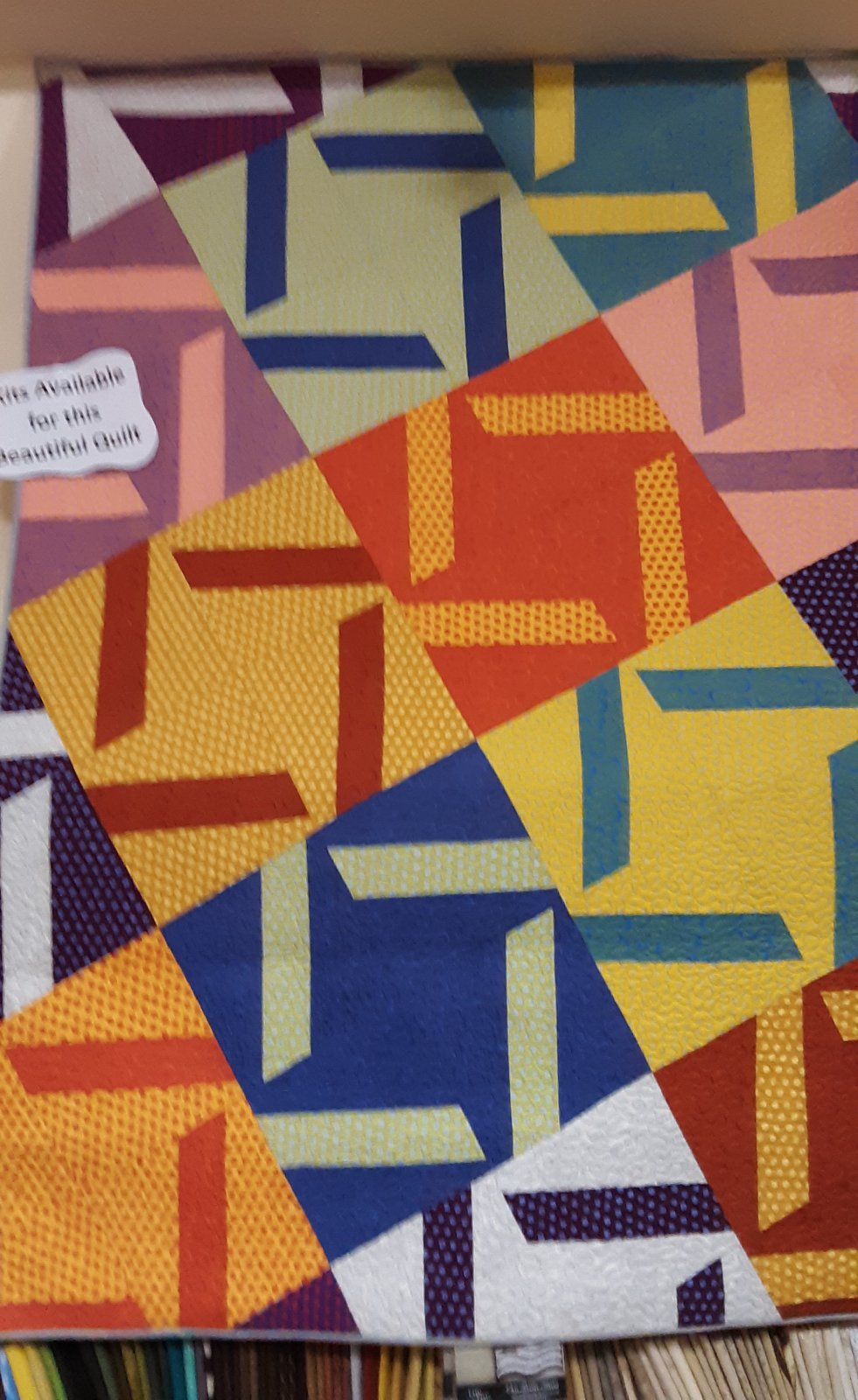 Closer Look Quilt Kit