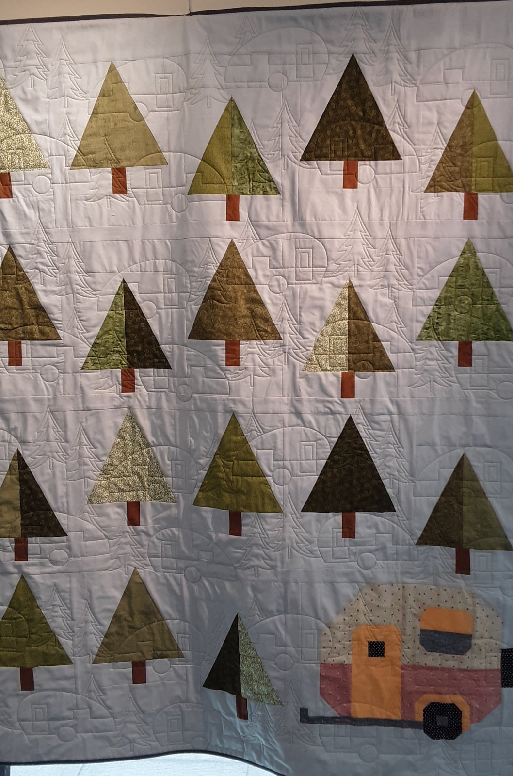 Up North Quilt Kit