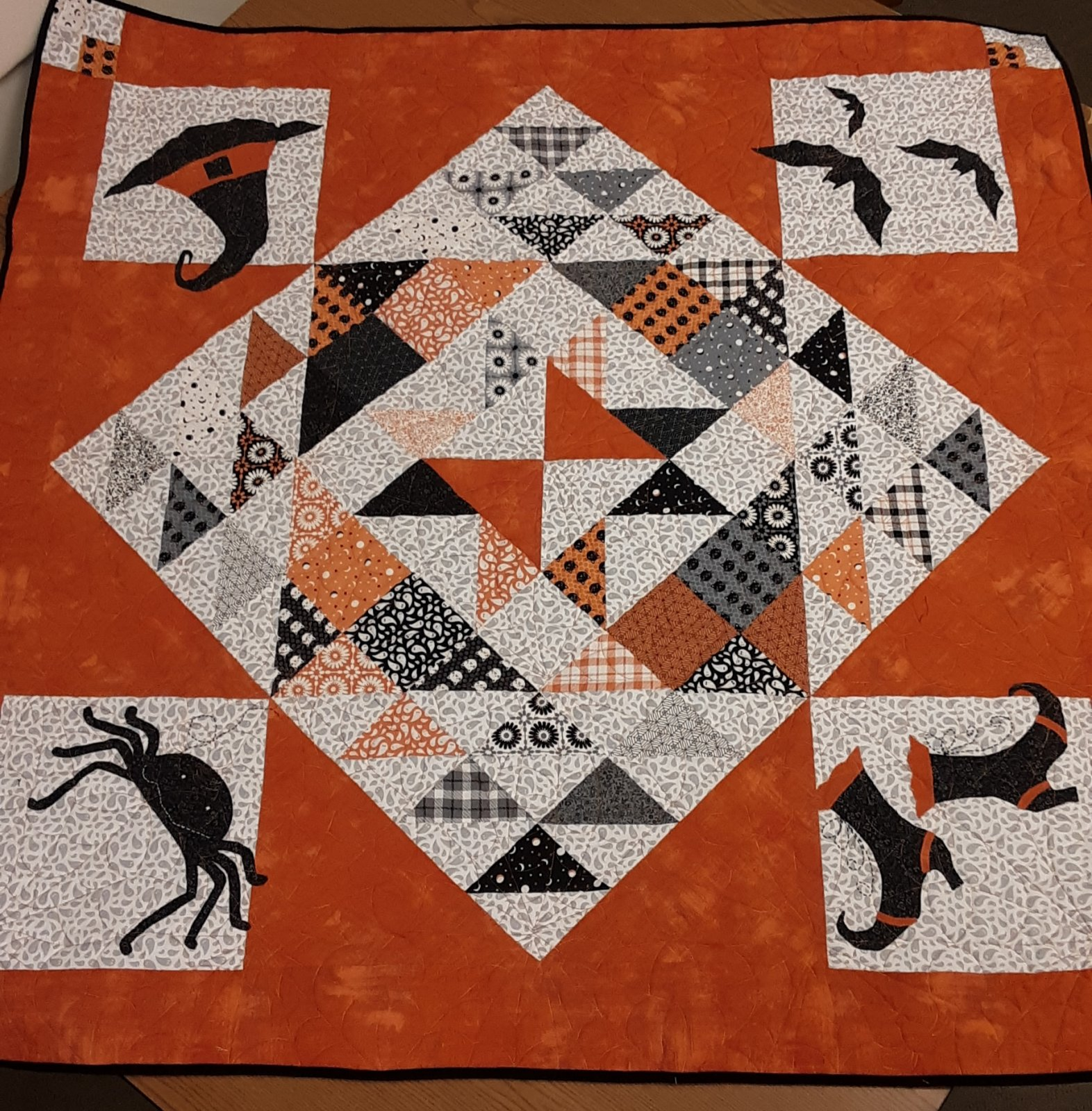 Spellbound Table Square Kit