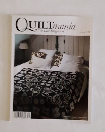 Quiltmania Magazine #141 January-February