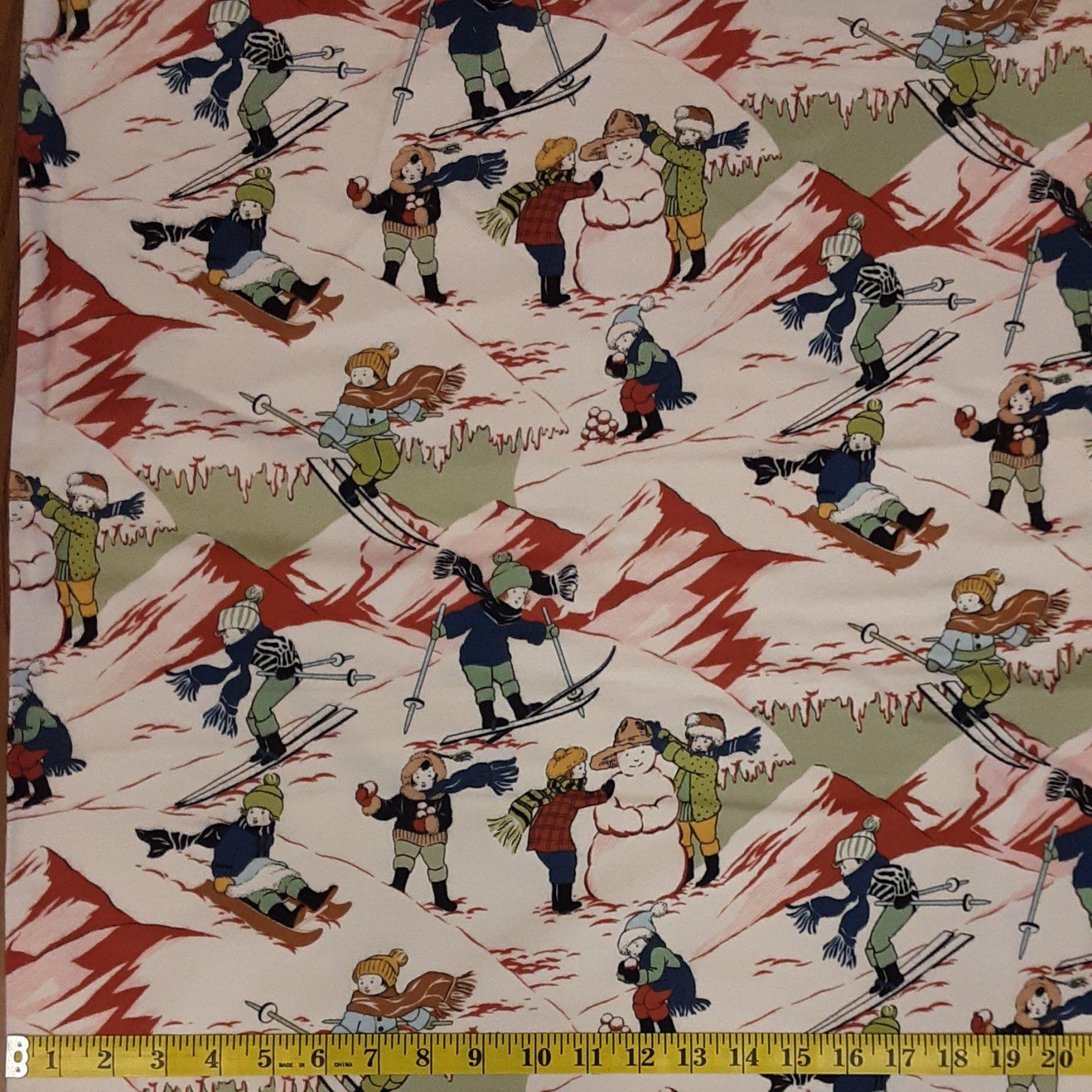 Alexander Henry Mountain Top Flannel