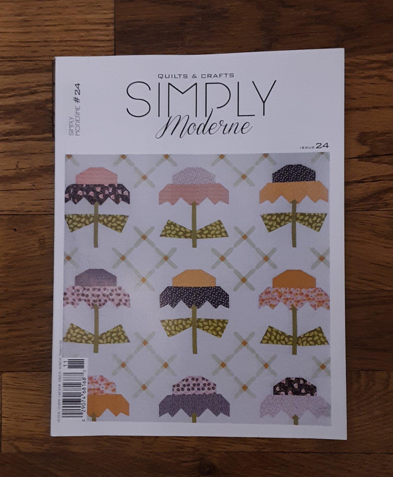 Simply Modern Magazine #24