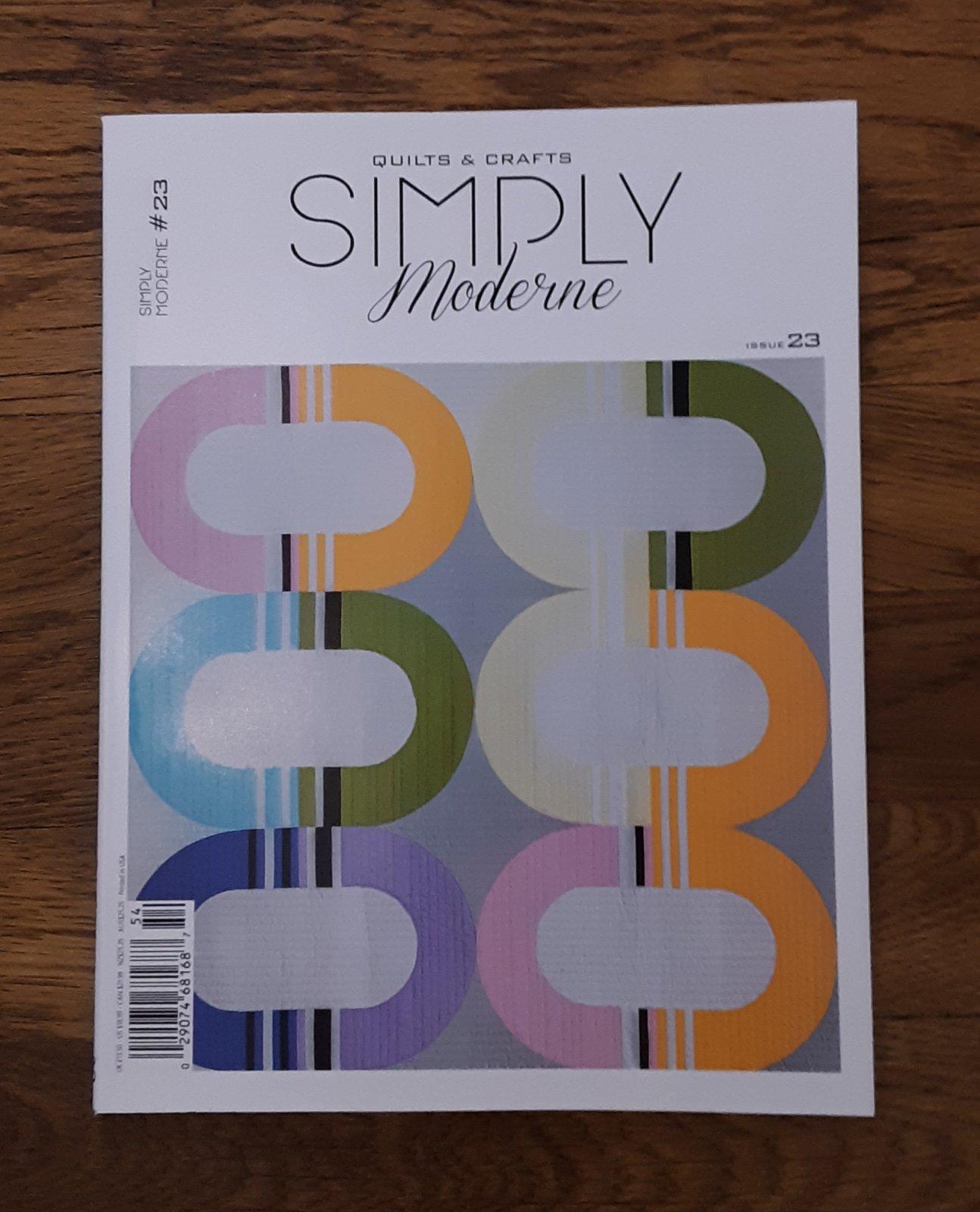 Simply Modern Magazine #23