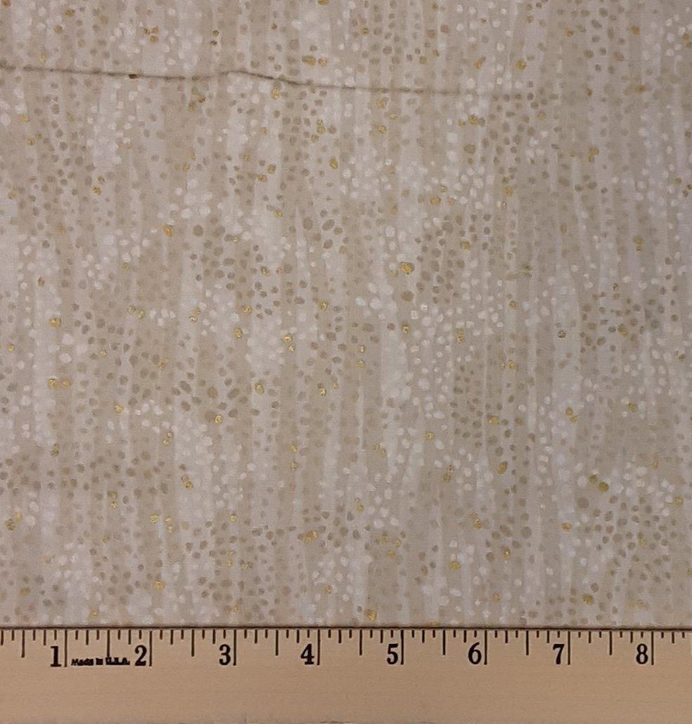 Dewdrop Pebble W/Metallic Dots #52495M-20