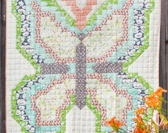 Alation Butterfly Quilt Kit
