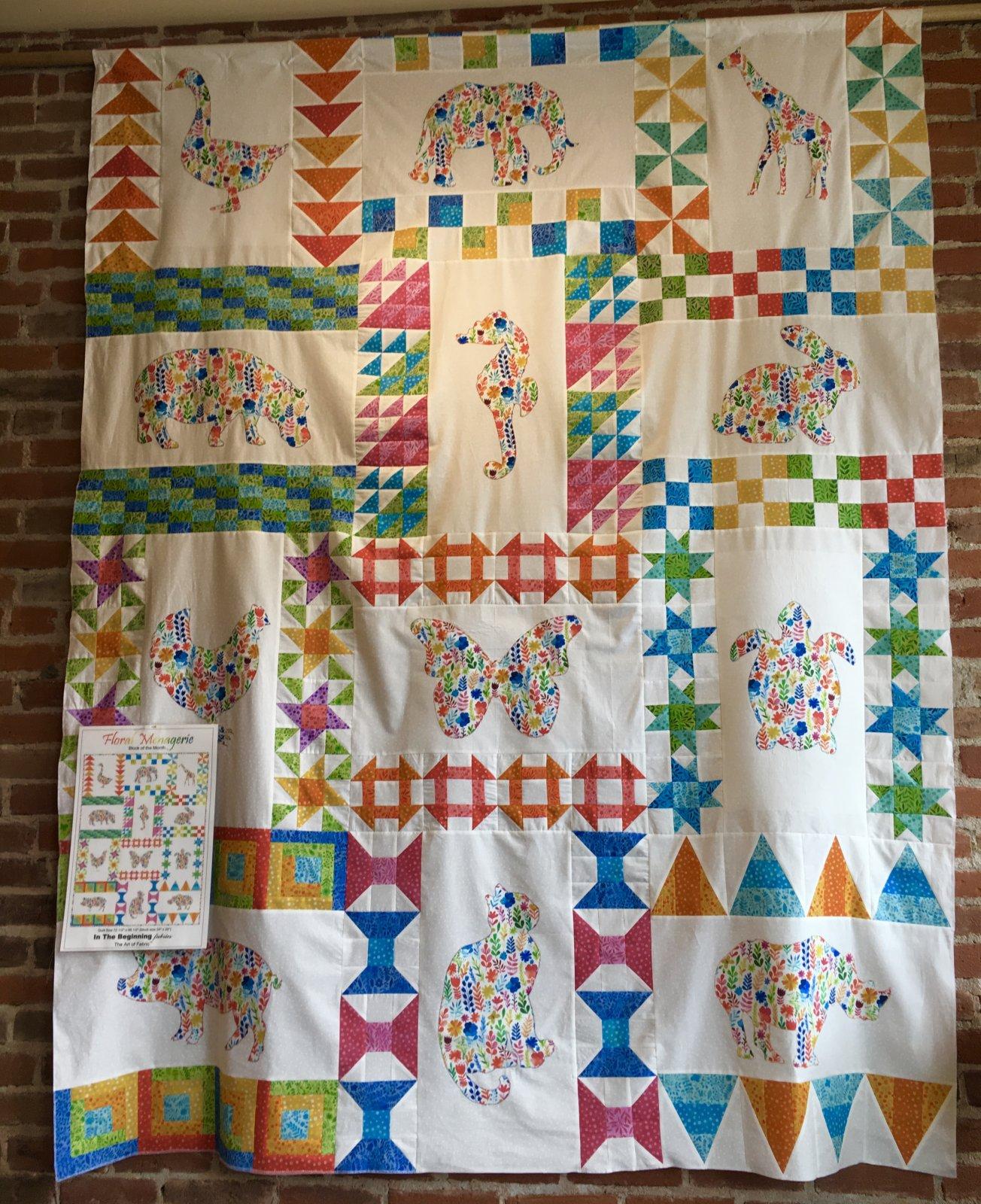 Sun Valley Fabric Granary Hailey Id Quilting Fabrics
