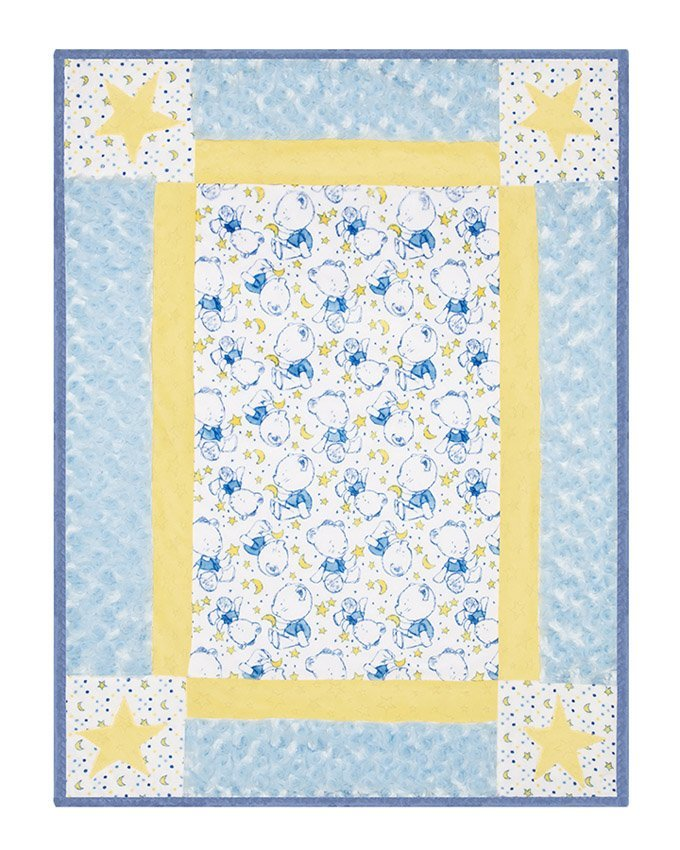 Shannon Cuddle Nite Nite Theo Quilt Kit