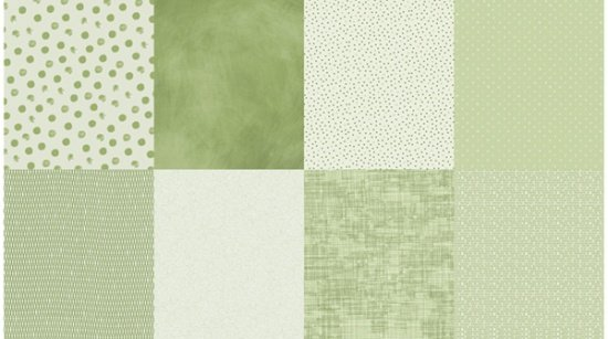 Hoffman Spectrum Olive Fat Quarter Panel #4577-96