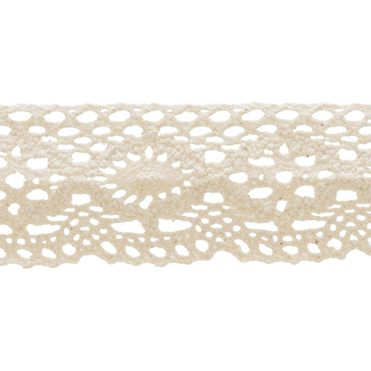Cluny Lace 1 1/8 in wide Natural